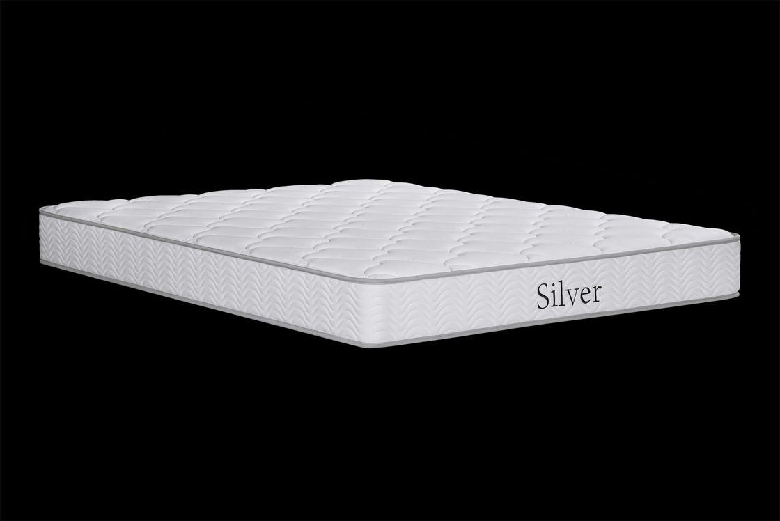 High Density Pocket Spring Mattress / Soft Queen Memory Foam Mattress