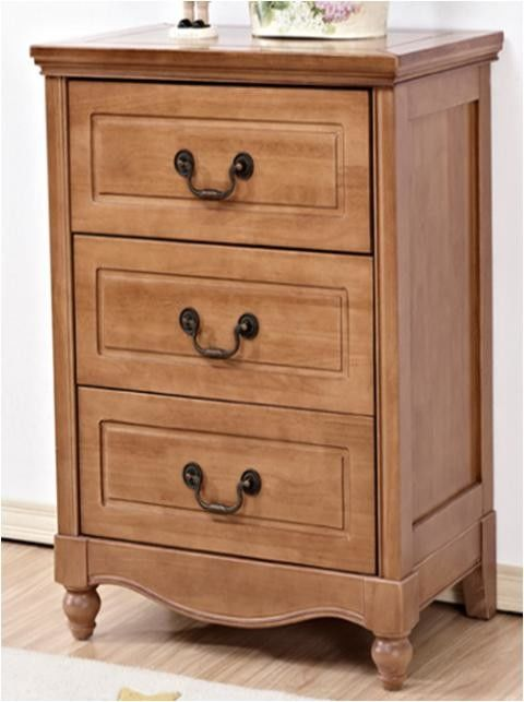 MDF Material Morden Panel Bedroom Furniture / Living Room Drawer Cabinet
